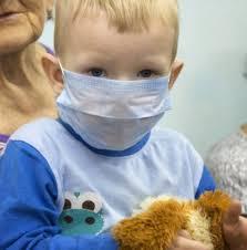 Enfants à l'hôpital:  Appel de l'ACER-RUSSIE