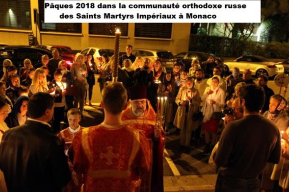 UNE COMMUNAUTÉ ORTHODOXE RUSSE DANS LA PRINCIPAUTÉ DE MONACO