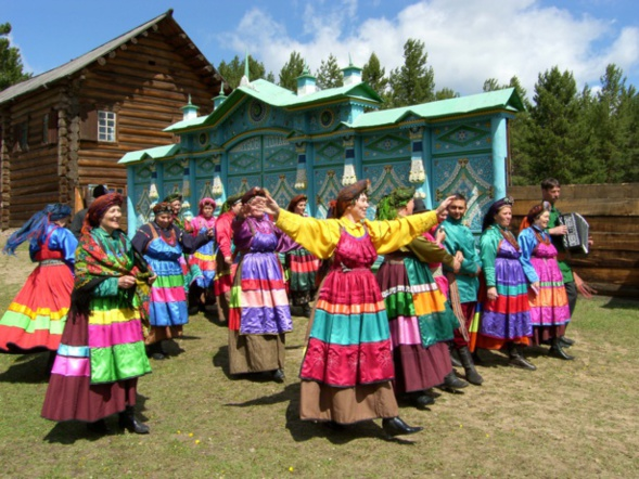 Le titre de «plus beau village de Russie» vient d'être attribué au village des orthodoxes «vieux-croyants»
