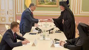 A l'occasion de la commémoration du baptême de la Rus le métropolite de France Emmanuel s'est rendu à Kiev: l'intervention du Mgr Emmanuel