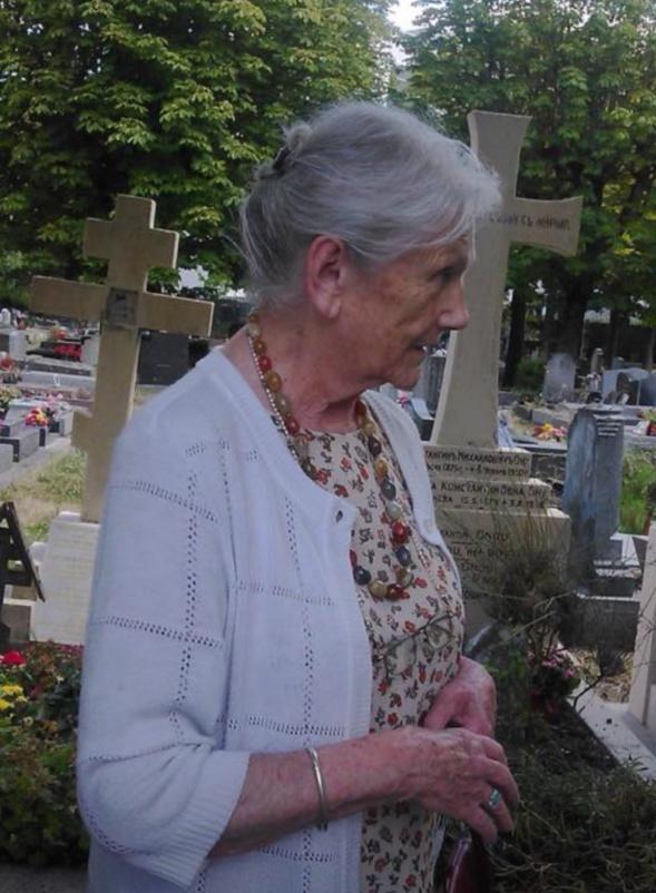 Juliana Sergeevna Samarina (1928-2018) est décédée - Mémoire éternelle +
