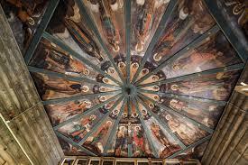 Le 12 août 2018 événement capital de l'année : consécration et ouverture après restauration de l'ensemble  spirituel Potchozerskij, XVIIIe siècle