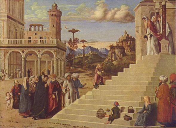 Présentation de la Vierge Marie au Temple