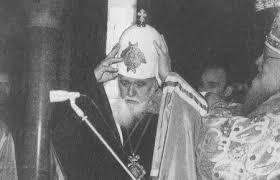 Qui lèvera l'anathème dont est frappé le prétendu patriarche Philarète?
