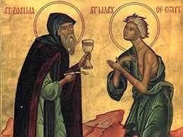 Mgr Nestor : Homélie le jour de la fête de Sainte Marie l'Égyptienne