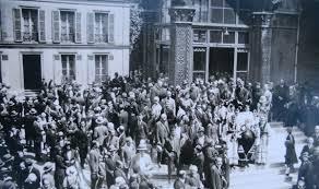 Article du père Michel Polsky, écrit en 1952: Aperçu de la situation de l'Exarchat russe dans la juridiction œcuménique