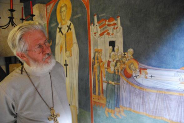 Père Stephen HEADLEY: Un texte pour réfléchir et améliorer