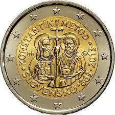 Saints Cyrille et Méthode, créateurs du premier alphabet slave
