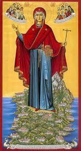 1000 ans de présence russe au Mont Athos
