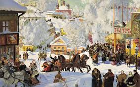 MASLENNITSA – LE « MARDI GRAS » RUSSE QUI DURE UNE SEMAINE !