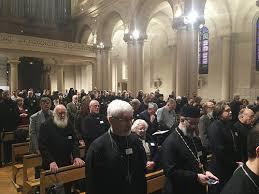 L'Assemblée générale des paroisses orthodoxes d'Europe occidentale  s'est tenue le 23 février à Paris. Communiqué de l'Archevêché