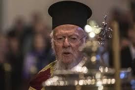 Attitude hostile du patriarche Bartholomée quant à la présence de prêtres russes à Istamboul