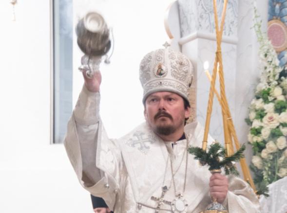 Homélie prononcée par Mgr Nestor, évêque de Chersonèse,  le jour de la commémoration des saints apôtres Pierre et Paul