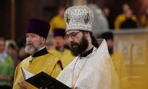 Allocution prononcée par l'archimandrite Savva (Toutounov) lors de son sacre épiscopal