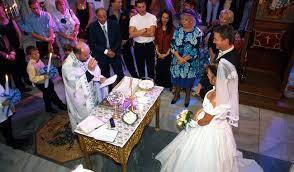 MARIAGE: Chez les orthodoxes, l'école de la deuxième chance
