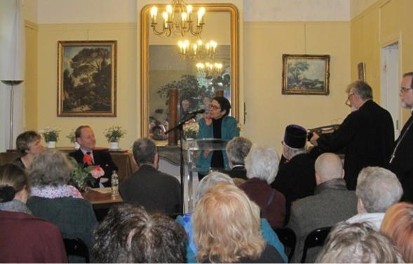 Inauguration du Centre Culturel Mère Marie Skobtsov