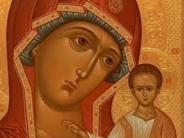Icône Notre Dame de Kazan