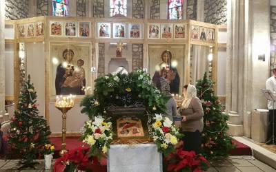 Bruges (Bordeaux): les moniales de la congrégation Sainte Marthe ont définitivement remis l'église du couvent  et le terrain adjacent au diocèse de Chersonèse
