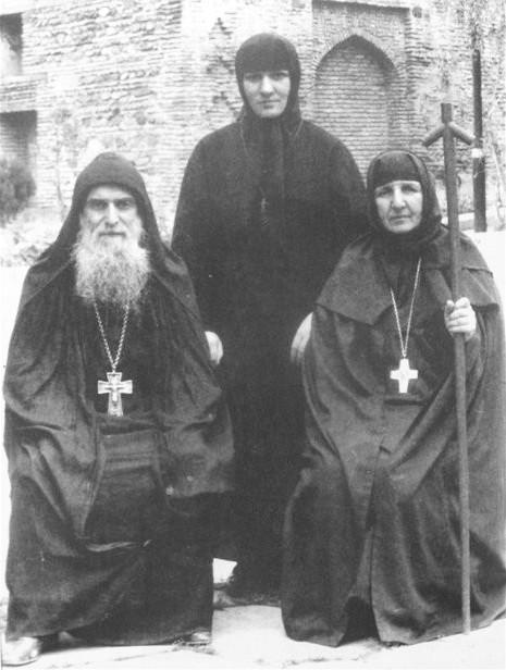 Saint Gabriel de Samtavro, Fol en Christ (1929-1995)