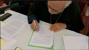 Le Saint Synode du Patriarcat de Moscou définira le 8 octobre 2019 le statut de l'Archevêché (ex Constantinople)