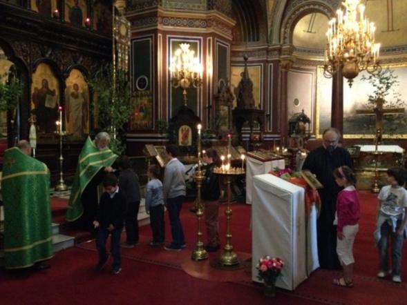 Des paroisses d'Europe sont de retour dans l'Église russe : comment et pourquoi est-ce arrivé ?