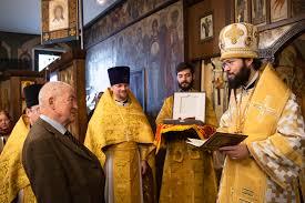 Nikita Krivochéine a été décoré de l'ordre du Saint Prince Daniel de Moscou IIe grade