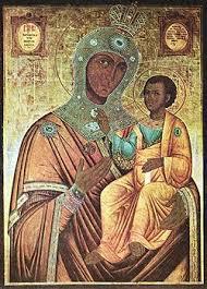 Le retour de Notre Dame d'Ivérie