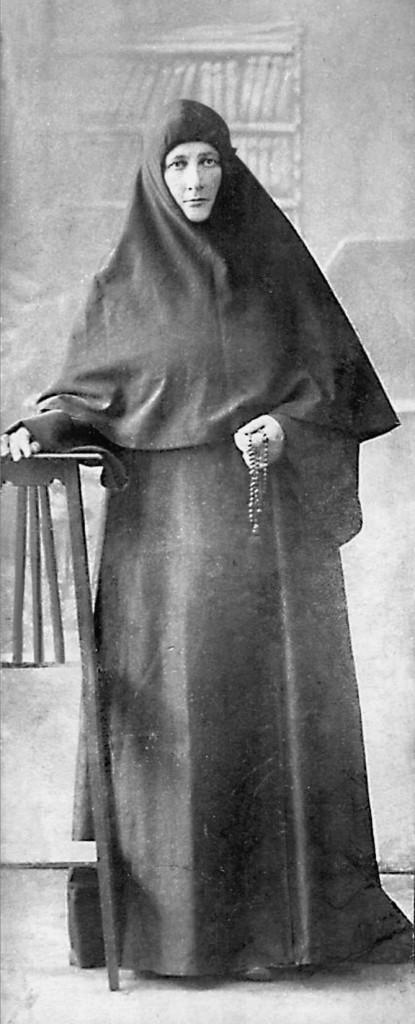 Petite histoire de l'icône de Saint Séraphin de Sarov ( église St Séraphin de Sarov à Paris )