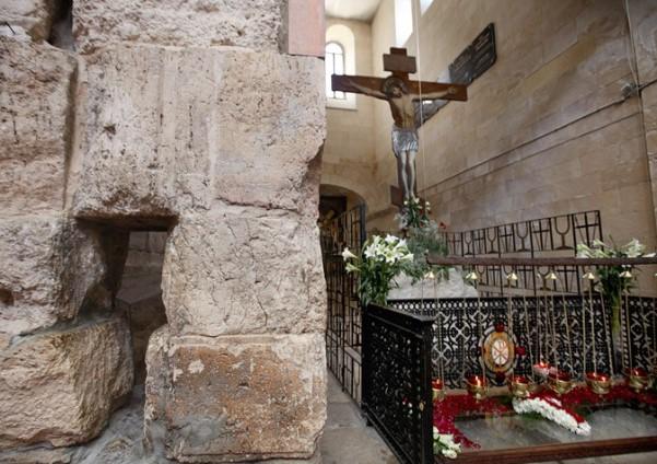 La justice israéliennedécide que le métochion Saint Alexandre à Jérusalem appartient à la Russie