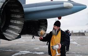 Il sera interdit aux membres du clergé de bénir des armes de destruction massive