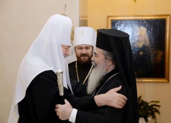 Une rencontre panorthodoxe consacrée à la situation en Ukraine se tiendra à Amman