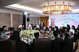 L'Église orthodoxe russe est satisfaite des conclusions de la conférence  interorthodoxe d'Amman