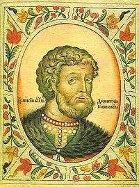 Saint Dimitri Donskoi (+ 1389)