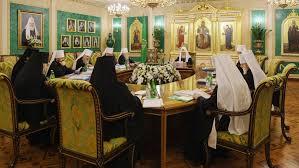 Le Saint Synode appelle à prier fort pour que cesse l'infection propagée par le coronavirus