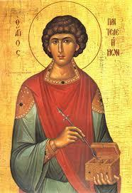 Saint et Grand-Martyr PANTELEIMON +305