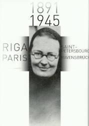 Un livre de Xenia Krivochéine : LA BEAUTE SALVATRICE, MERE MARIE (SKOBTSOV) Le 31 mars 1945 mère Marie (Skobtsov) périssait en martyre dans le camp de Ravensbrück
