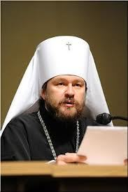 Monseigneur Hilarion, métropolite de Volokolamsk: « Les orthodoxes et les catholiques doivent s'unir dans la défense des chrétiens du Proche-Orient »