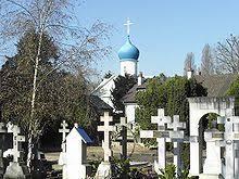 Sur la restauration du « carré russe » à Sainte-Geneviève-des-Bois et les sépultures de la famille Boulgakov en France
