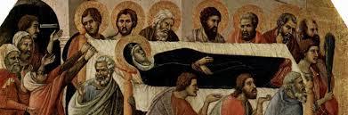 En quelle année a eu lieu la Dormition de la Mère de Dieu ? Elle avait 82 ans.
