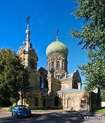 Vilnius : A la suite d'une interruption d'un demi-siècle les offices reprennent à la cathédrale Saint Alexandre de la Neva