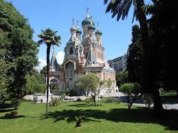 """On saura ce 18 septembre si la cathédrale orthodoxe russe à Nice est le """"Monument préféré des Français 2020"""""""