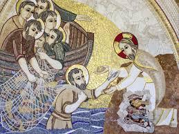 Homélie: La pêche miraculeuse  (Luc 5, 1-11)