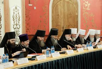 L'archimandrite Sabba (Toutounov): Conférence interconciliaire: résultats et perspectives