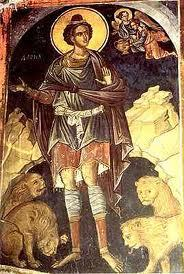 LE PROPHÈTE DANIEL (Daniel signifie Jugement divin ou Dieu m'a jugé)