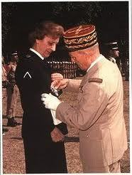 Comtesse du Luart Leila Hagondokoff (1898- 1985)  Commandeur de la Légion d'honneur, grand officier de l'ordre national du Mérite
