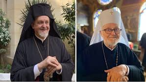 Les métropolites  Jean de Doubna  et Emmanuel de France ont signé un protocole d'accord