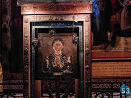 Fête de la Vierge Marie en son icône du signe