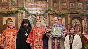 Une paroisse de l'Est des États-Unis est retournée au sein de l'Église hors frontières  d'où elle est partie après sa réunification avec l'Église orthodoxe russe en 2007