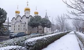 La cathédrale  russe Sainte-Marie-Madeleine fait partie désormais de la liste des six plus belles églises de Madrid