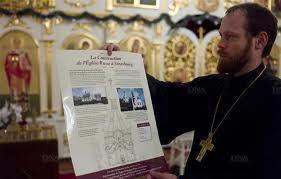 L'adjoint au maire de Strasbourg dit que  la ville est inimaginable sans l'orthodoxie